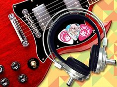 Sentai filmworks#giveaway#guitar#sonico#awwww