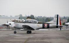 MÉXICO ARMADO - En pro de la cacería responsable, el tiro deportivo y la cultura de las armas - Pilatus Pc-7 de La Fuerza Aérea Mexicana