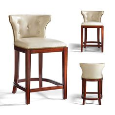 Lovely Marseille Counter Height Bar Stool