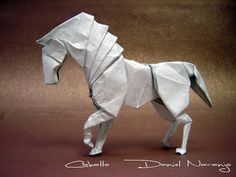 The Origami Forum Money Origami, Paper Crafts Origami, Oragami, Origami Art, Origami Horse, Origami Animals, Cardboard Deer Heads, Origami Videos, Traditional Japanese Art