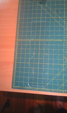 acrylic templates for machine quilting