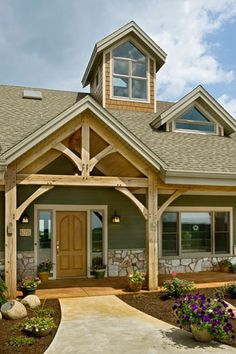 pics of inside timberframe homes  | ... your Timber Framing | Timber Home Blog | Riverbend Timber Framing