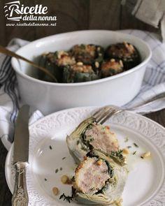 Carciofi ripieni #carciofi #contorno #carciofiripieni #secondipiatti #foodporn #vsco #foodstyle #food #cooking #foodstagram #follow #followme #instagood #instalike #instadaily #recipe #italianrecipe #italianfood #ricettedellanonna #good #love #happy #italy #passione #fotooftheday #foodblogger #chef #beautiful #foodpics #vscofood