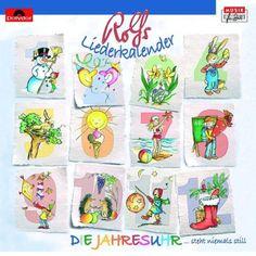 Rolf Zuckowski - Die Jahresuhr Songtext
