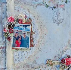 Cherish-My Creative Scrapbook -  using the LE kit by My Creative Scrapbook featuring Prima Marketing, Blue Fern Studios. Closer details..http://marilynrivera.blogspot.com/