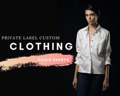 2c2b3dbdf3a4d Oasis Shirts is one of the popular private label clothing wholesalers with  its base in USA