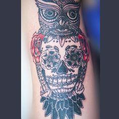 WEBSTA @ egyptian_tattoo - Tattoo New School #tattoo #tatuajes #tattoo_day #tatuaje_madrid #ink #inked