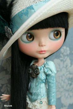 Last doll idea-Blythe doll.