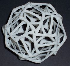 Rapid Prototyping Models --- George W. Hart
