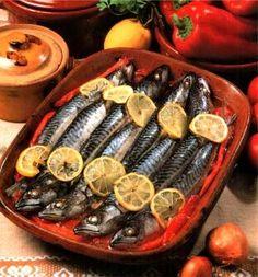 Maquereaux froids marinés - Recettes - Cuisine française