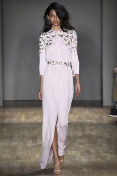 Jenny Packham collection printemps-été 2015 #mode #fashion