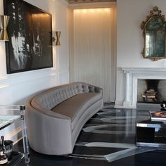 ... design in this shot. – Design Inspiration From a Mansion Makeover