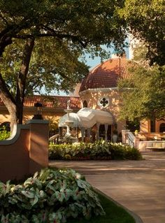 mansion on turtle creek~dallas texas. one of the best hotels around!