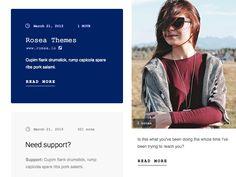 Posts - Tumblr Theme ( W I P ) by Marcin Czaja #tumblr #theme #layout #portfolio #inspire #gallery #grid #parallax #cover