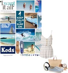 Summer!, created by lachompi09 on Polyvore