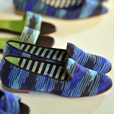 #MMissoni | Cyber Knit Slippers | Summer 2014 Collection