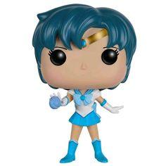 Statuetta decorativa Sailor Mercury del brand Funko collezione Pop!.