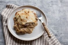 """Vincisgrassi is a porcini mushroom and ham lasagna that's a specialty of Le Marche. This version is based on Giorgio Locatelli's <a href=""""https://www.amazon.co.uk/Made-Home-food-cook-people/dp/0008100519/ref=asap_bc?ie=UTF8?tag=food52-20"""">Made at Home</a>, though I have made fresh pasta for the lasagne sheets (feel free to also use store-bought), and I significantly reduced the amount of béchamel in the origi..."""