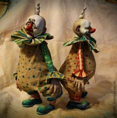 Коллекционные куклы ручной работы. Ярмарка Мастеров - ручная работа Винс&Джоб.. Handmade.