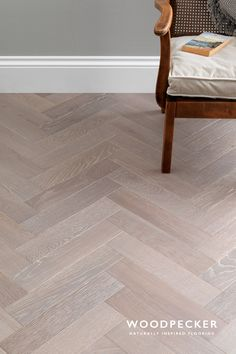 Neutral is beautiful. Blending pale oak tones with ashen hues, a grey floor is truly versatile. Work one into your room and it'll be easy to pair with colours and styles forevermore. Take a closer look with free samples from our website. Oak Parquet Flooring, Grey Wood Floors, Natural Wood Flooring, Best Flooring, Grey Flooring, Wooden Flooring, Laminate Flooring, Living Room Flooring, Kitchen Flooring