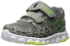 Disney Pixar the Good Dinosaur Light up Shoes for Toddler…