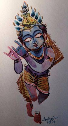 New forever series. #Krishnafortoday