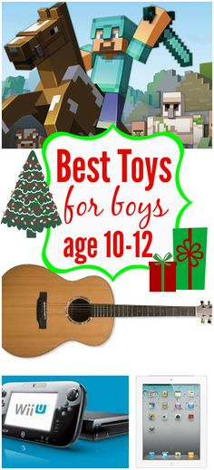 Toys For Boys Ages 9 11 : Best gifts for year old boys in