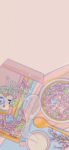 Cute Pastel Wallpaper, Soft Wallpaper, Anime Scenery Wallpaper, Cute Patterns Wallpaper, Aesthetic Pastel Wallpaper, Cute Anime Wallpaper, Cute Wallpaper Backgrounds, Wallpaper Iphone Cute, Cute Cartoon Wallpapers
