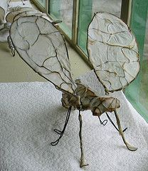 insect sculpture - Google Search