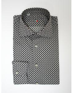 Camicia uomo cotone a Fiori