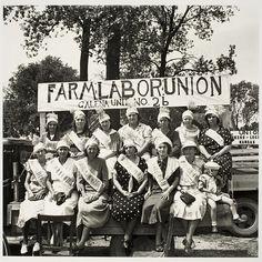 Farm Labor Union, Galena, Kansas 1938 by George Eastman House, via Flickr