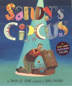 """Sandy's Circus"" based on Alexander Calder."