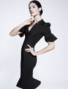 Zac Posen Pre-Fall 2012 Photo 1