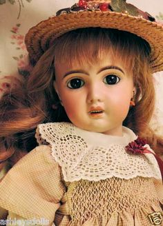 Beautiful Antique Doll
