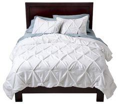 Pinched pleat comforter #afflink
