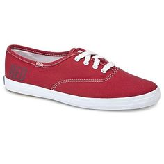 0c37390ed12 Keds Taylor Swift s RED Champion Oxford Shoes - Women