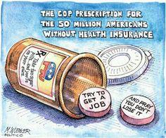Republican Health Care Plan.