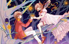 Sakura & Shaoran