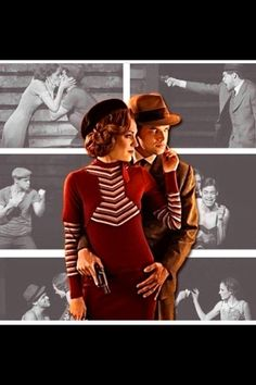 Bonnie and clyde- Laura osnes and Jeremy Jordan