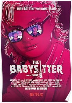 """brokehorrorfan: """"Netflix parodied the artwork for its recent original film, The Babysitter, with Stranger Things' Steve Harrington (played by Joe Keery). Compare it to the original poster here. Stranger Things Netflix, Stranger Things Quote, Stranger Things Have Happened, Stranger Things Steve, Stranger Things Aesthetic, Duffer Brothers, Stranger Danger, Joe Keery, Plakat Design"""