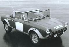 Oldtimer #FiatSpider124