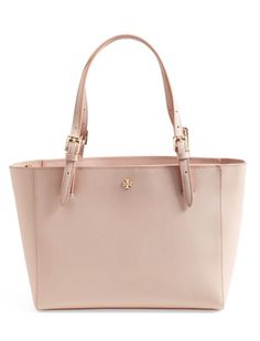 Classy Tory Burch Leather Buckle Tote http://rstyle.me/n/tbwnsbh9c7