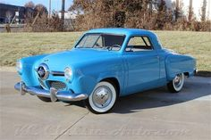 1950 Studebaker Champion Deluxe Business Coupe Maintenance/restoration of old/vintage vehicles: the material for new cogs/casters/gears/pads could be cast polyamide which I (Cast polyamide) can produce. My contact: tatjana.alic@windowslive.com