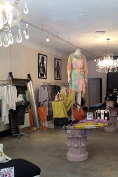 8117 Maryland AveClayton, MO314.721.7066byrdstyle.com  Why you'll love it: Missouri's emerging fashion scene meets Miami flavor.  What you'll find: Gucci, D&G, Moschino, Alexander McQueen, Jean Paul Gaultier    - ELLE.com