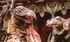 i guess maybe i do have a thing for birds... or at least strange bird-like creatures. [the dark crystal]