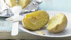 Rezept: Grillkartoffeln