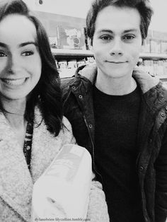 lily collins and dylan o'brien