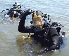 Pima County Search & Rescue Diver Training