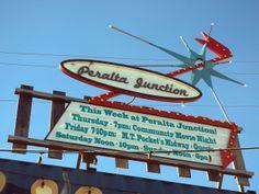 Peralta Junction, Oakland, CA.