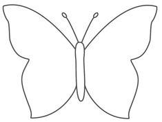 tekening vlinder - Google zoeken
